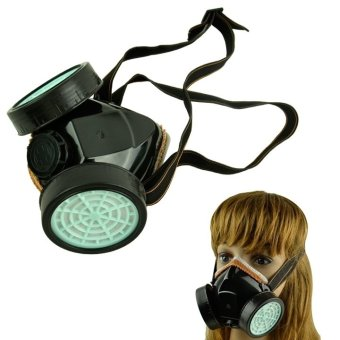 Spray Respirator Gas Safety Anti-Dust Chemical Paint Spray Mask