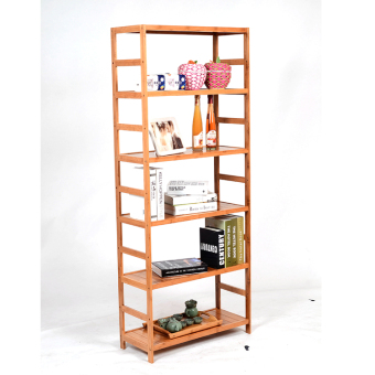 Square four-layer rack kitchen storage rack