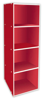 ST400BF Utility Cabinet (Red)