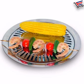 Stainless Steel Indoor Smokeless BBQ Grill