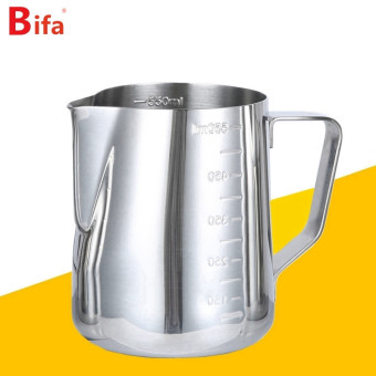 Stainless steel needle nose pull-apart flower cup