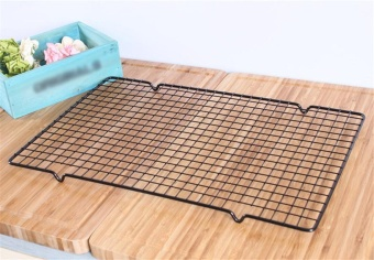 Stainless Steel Wire Cooling Rack Cake Bread Safe Oven KitchenBaking Tools - intl