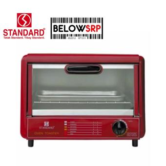 Standard SOT602 Wide Oven Toaster Red