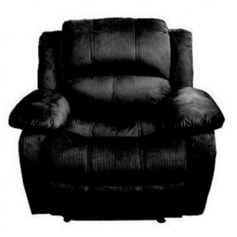 Stanley Single Seater Recliner (Black)