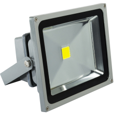 STAR EVER 30W High Brightness 6000 6500K AC85 265V Silver Grey Outdoor  Lighting LED Flood Light IP65 Waterproof