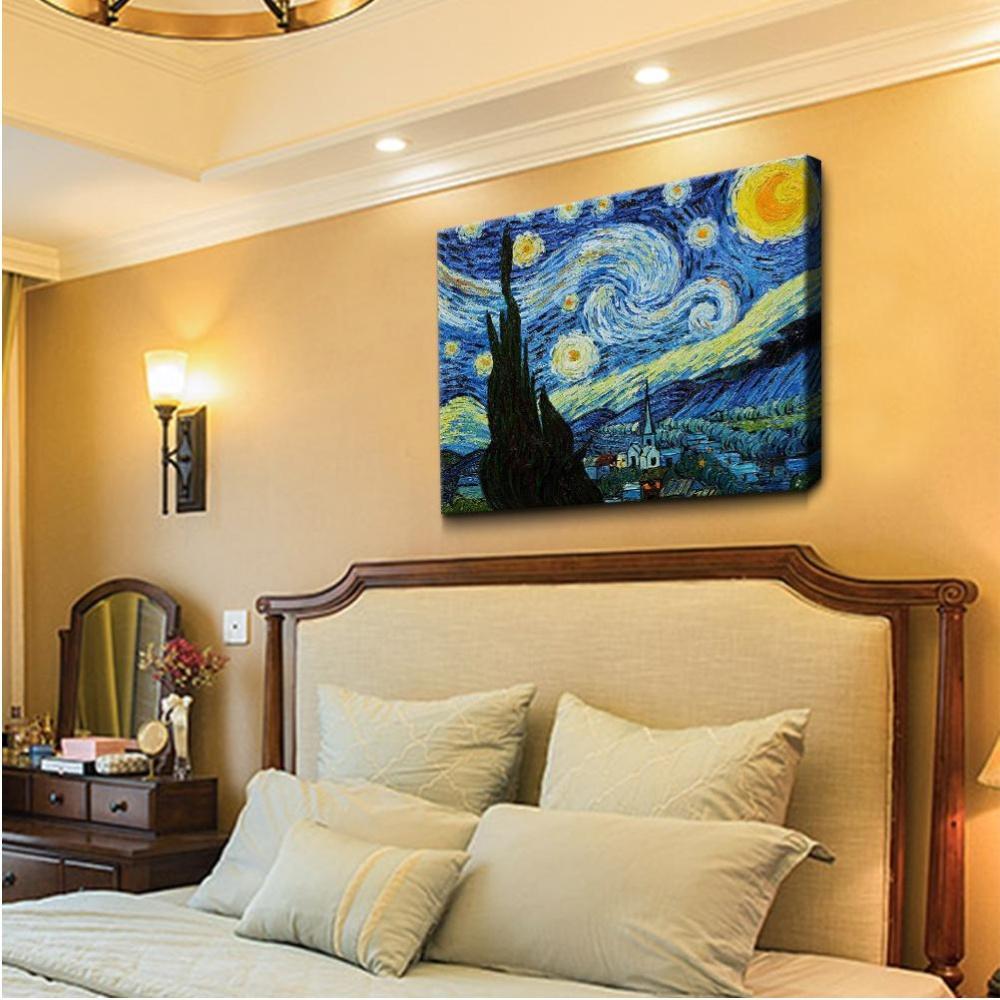 Unique Horizontal Canvas Wall Art Embellishment - Art & Wall Decor ...
