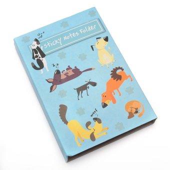 Sticky Notes Folder (Dog Design)