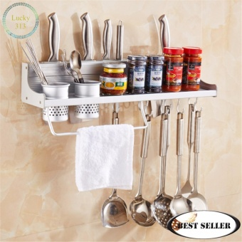 Storage Kitchen Rack Organizer Shelf