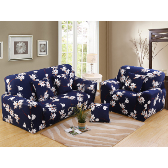 Stretch Chair Loveseat Sofa Cover 3 Seater Protector CouchSlipcover Decor