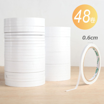 Strong transparent high adhesive tape paper tape stickers double-sided tape