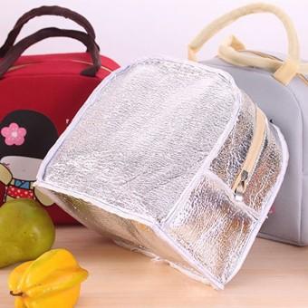 Sunshine Waterproof Lunch Bag (DOLL BEIGE) - 2