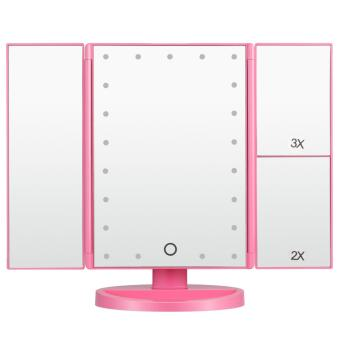 Superstar 22 Led Vanity Makeup Magnifying Mirror