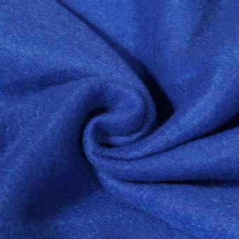 Supper Home Winter Warm Fleece Snuggie Blanket Robe Cloak (Blue) (Intl) - 4