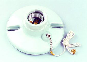Surer 714 Pull Chain Receptacle (White) Price Philippines