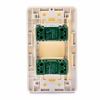 SURER NO.1374 2-Three-Way Switch with Plate with FREE Utility Box - 2