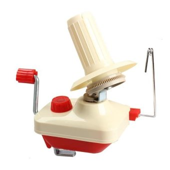 Swift Yarn Fiber String Ball Wool Winder Holder Hand Operated New -intl