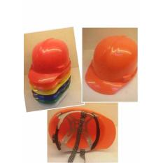 T009 Construction Protective Helmet for Workers (Orange) Philippines
