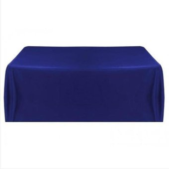 Tablecloth for Party Decoration (Blue)