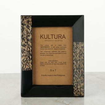 Tahanan by Kultura 5x7 Inch Sentimento Picture Frame