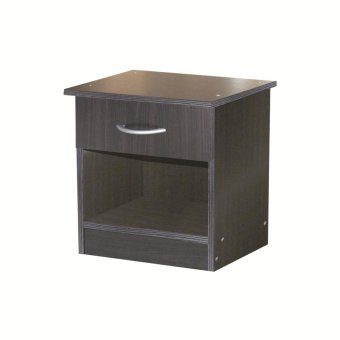 Tailee #2301 Side Table with Drawer (Wenge)