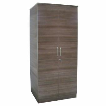 Tailee WD-618 2-Door High Quality and Scratch free Multi-function Wardrobe / Cabinet (Tiwood)