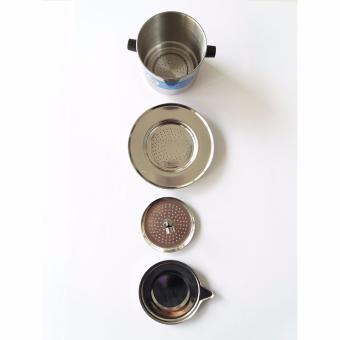 Tantiendat Stainless Steel Vietnamese Coffee Phin Drip #8 - 3
