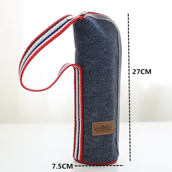 Tao Zi round can be back insulated lunch bag container bag
