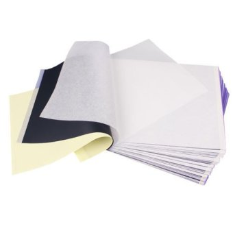 Tattoo Supplies 20 Sheets Stencil Hectograph Thermal Transfer Paper Price Philippines