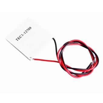 10pcs TEC1-12710 DC12V 10A Thermoelectric Cooler Peltier 40*40*3.2MM Best