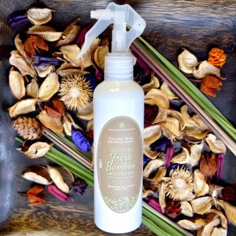 The Candleroom Fresh Bamboo Air and Linen Spray (250ml)