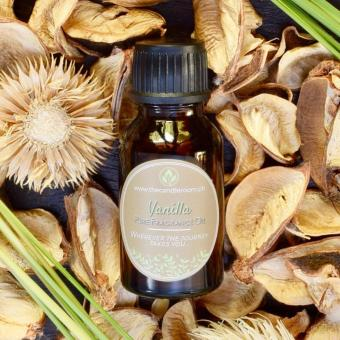 The Candleroom Vanilla Fragrance Oil (15ml)