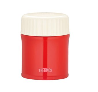 Thermos JBI380 .38L Food Jar without Spoon (Red)