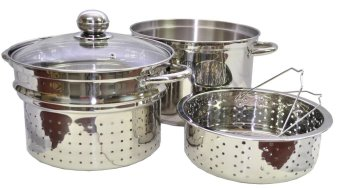 Thermos KON-24A 7 Liters Stainless Steel Casserole
