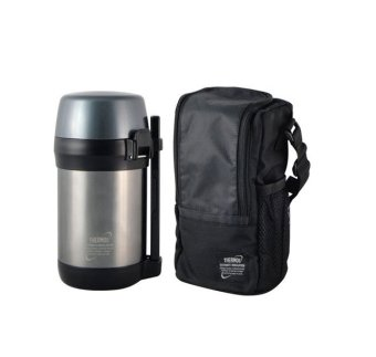 Thermos TM JLS-1601F Lunch Set (Silver)