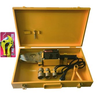 Titan Supertools 20 to 32 mm PVC PP-R Pipe Welding Machine withPipe Cutter Price Philippines