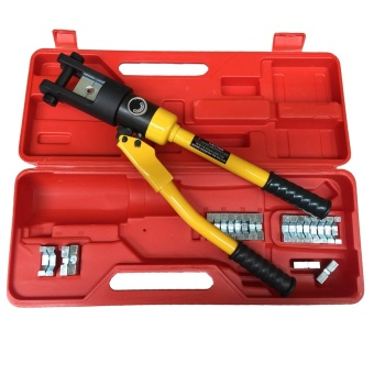 Titan Supertools 300A 13 TONS Hydraulic Wire Crimping Tool Cable Plier Crimper