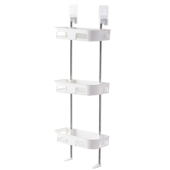 Toilet organizing bathroom shelf bathroom storage rack