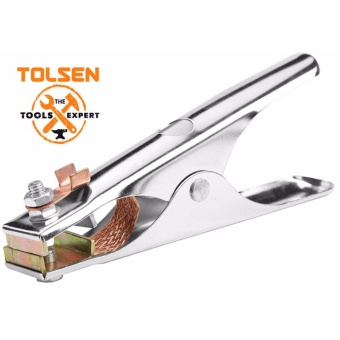 Tolsen Earth Clamp (300A)