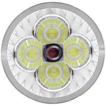 Torch 12V 4W Adjustable Mr 16 LED Bulb - Warm White 50W EquivalentMr .