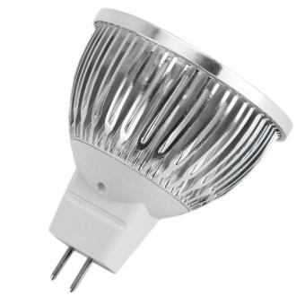Torch 12V 4W Adjustable Mr 16 LED Bulb - Warm White 50W EquivalentMr 16 LED Light
