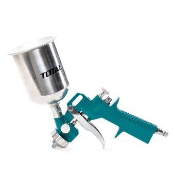 Total Air Spray Gun Gravity Type 400CC (Blue Green)