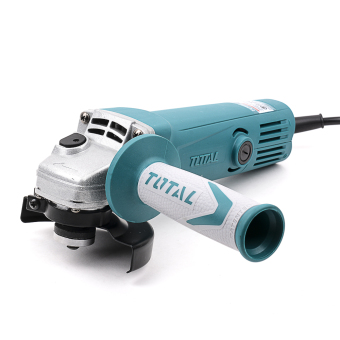 Total Angle Grinder 650W Heavy Duty (Blue Green)
