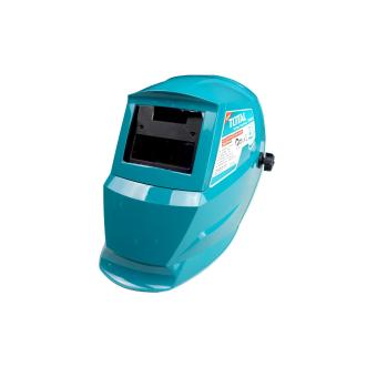Total TSP9302 Auto Darkening Welding Helmet Welding Mask (Green)