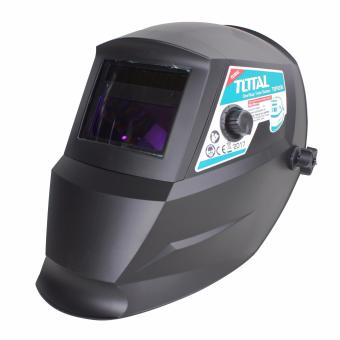 Total TSP9306 Auto Darkening Welding Helmet Welding Mask (Black)