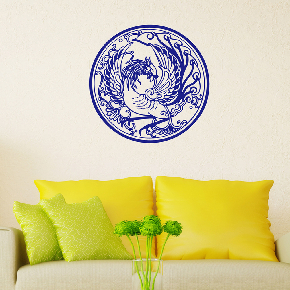 Philippines   Totem Chinese home living room sofa TV decorative wall ...