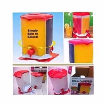 Trio Drink Juice/Water Dispenser