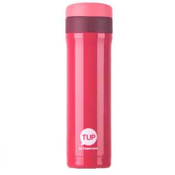 Tupperware 430ml leak-proof vacuum stainless steel children's insulated bottle insulated cup
