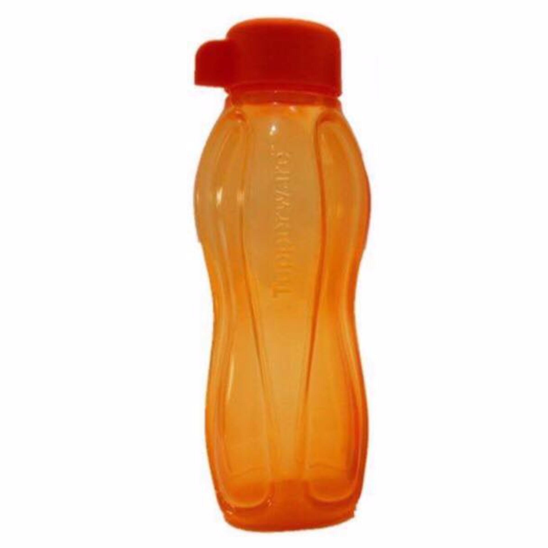 Tupperware Eco Bottle Mango Orange 310ml .