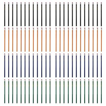 U-Smart HB N2 Pencil 12's Set of 8 (Assorted) Price Philippines