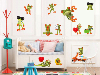 Ufengke UF-WL0468 Wall Sticker Multicolor